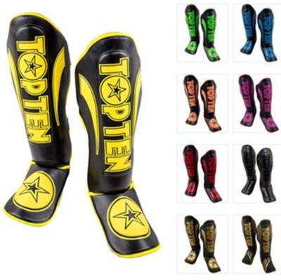 Low Kick, K1, Muay Thai leggbeskytter Star Light