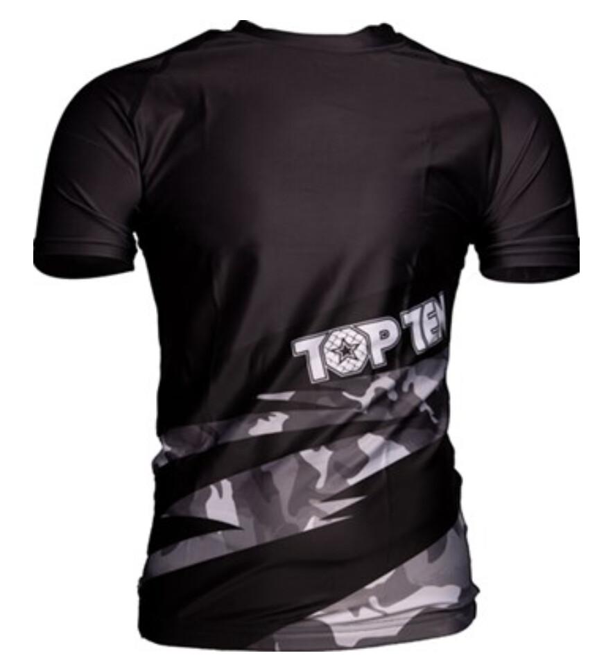 T-skjorte Rash Guard Scratched