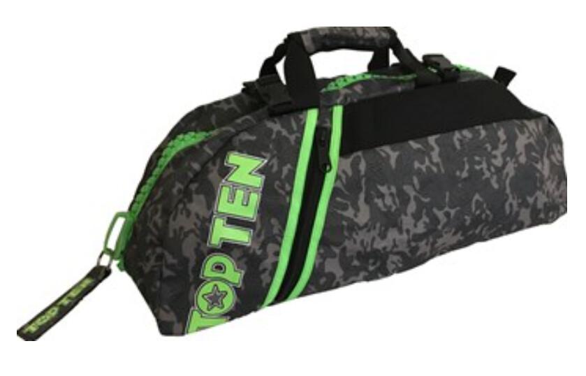 TopTen multifunksjonell ryggsekk/sportsbag