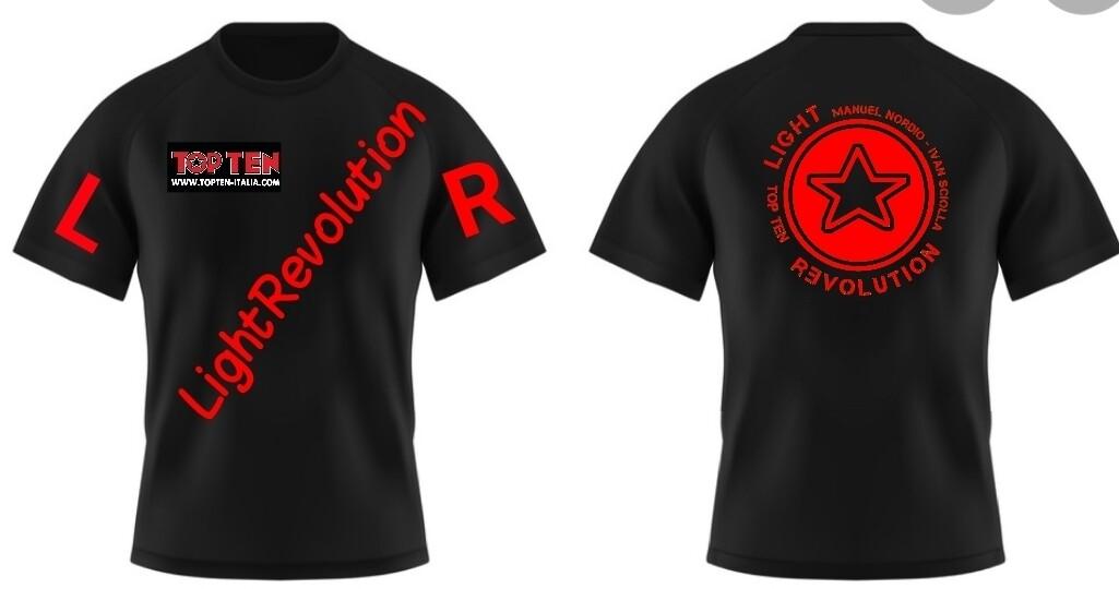 Light Revolution t-skjorte 2020