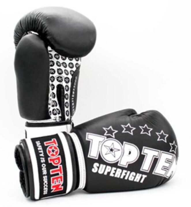 TopTen boksehansker SUPERFIGHT