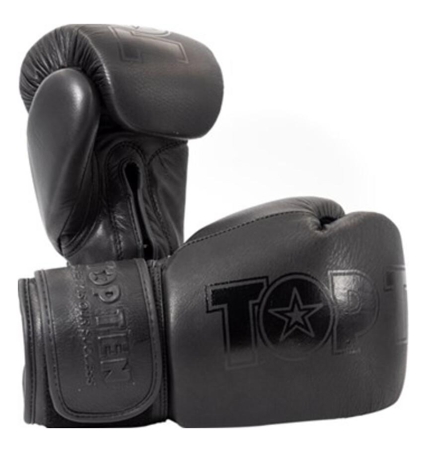 TopTen boksehansker Black & Black