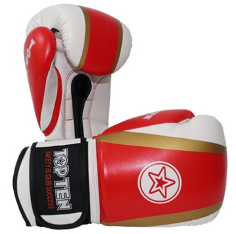 TopTen boksehansker Star & Stripes