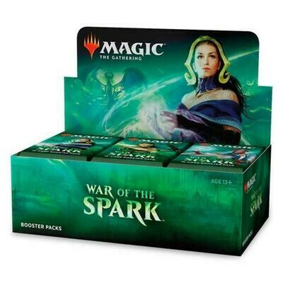 War of the Spark Booster Box - BONUSPACK