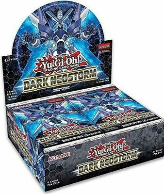 Dark Neostorm Booster Box - BONUSPACK