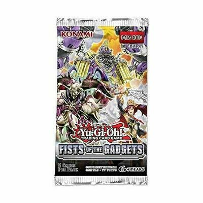 Fists of the Gadgets Booster Box - BONUSPACK