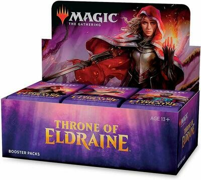 Throne of Eldraine Booster Box - BONUSPACK