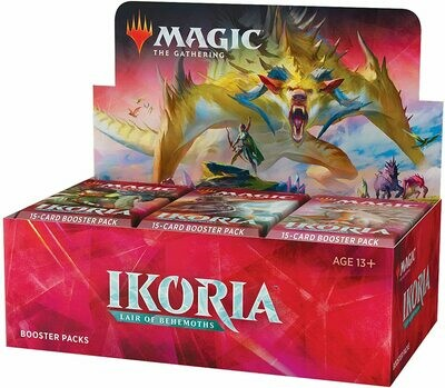 Ikoria Lair of Behemoths Booster Box - BONUSPACK