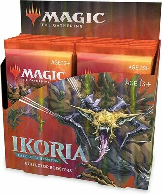 Ikoria Lair of Behemoths Collector Booster Box - BONUSPACK