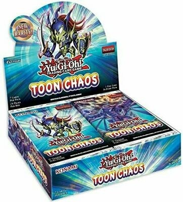 Toon Chaos UNLIMITED Booster Box - BONUSPACK