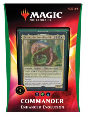 2020 Commander Deck - Enhanced Evolution