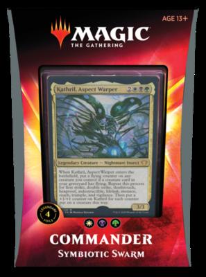 2020 Commander Deck - Symbiotic Swarm