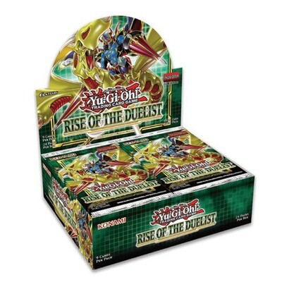 Rise of the Duelist Booster Box - BONUSPACK