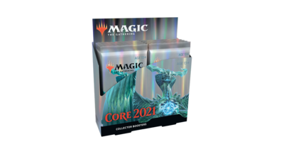 Core Set 2021 Collector Booster Box - BONUSPACK