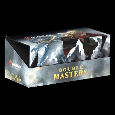 Double Masters Booster Box + BONUSPACK