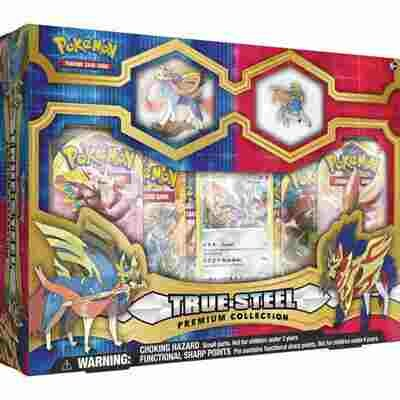 True Steel Premium Collection: Zacian