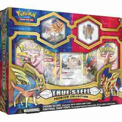True Steel Premium Collection: Zamazenta