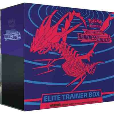Darkness Ablaze Elite Trainer