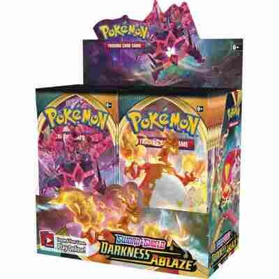 Darkness Ablaze Booster Box - BONUSPACK