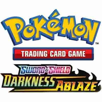 Darkness Ablaze Box + Elite Trainer - BONUSPACK