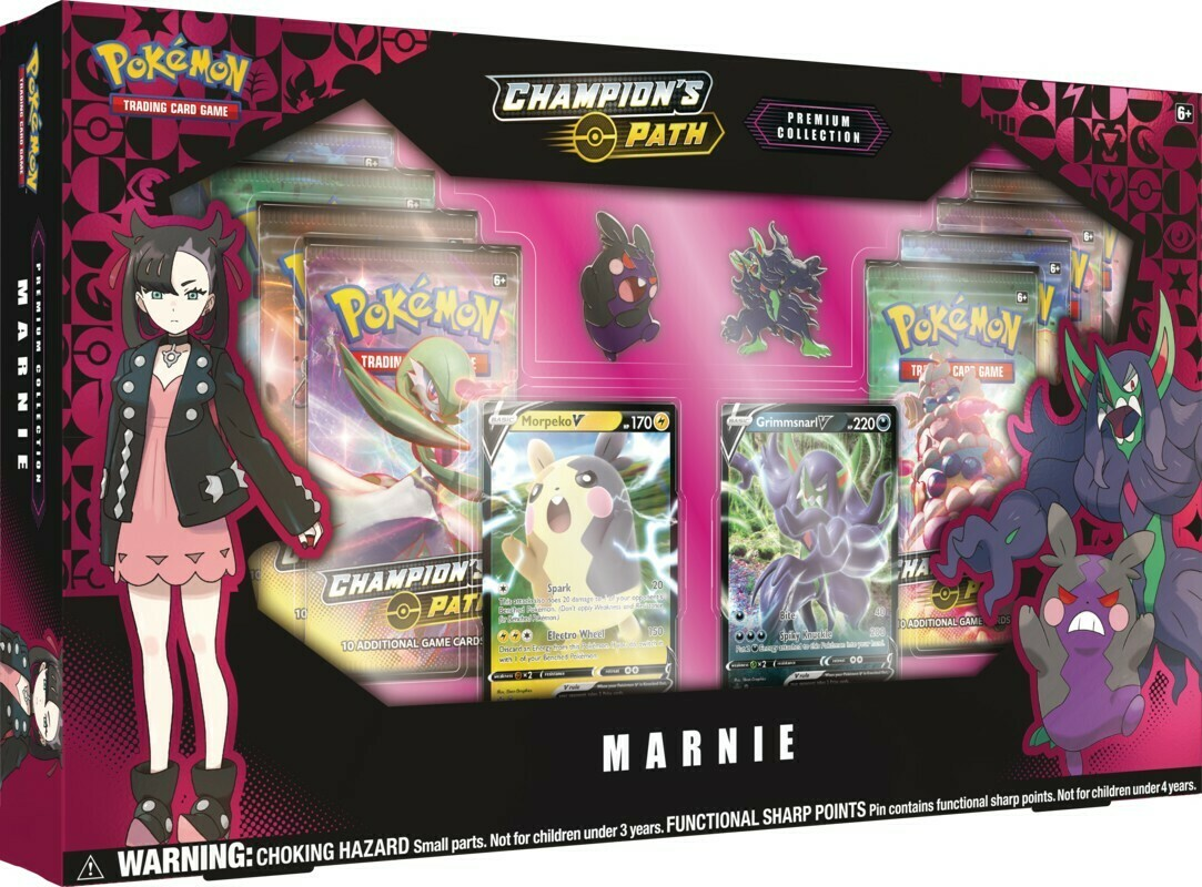 Champion's Path Marnie Premium Box
