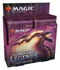 Commander Legends Collector Booster Box - BONUSPACK