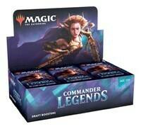 Commander Legends Draft Booster Box - BONUSPACK