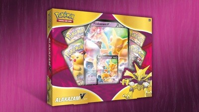 Alakazam V Collection