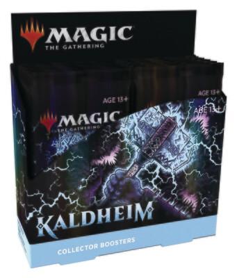 Kaldheim Collector Booster Box - BONUSPACK