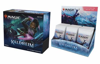 Kaldheim Set Booster Box and Bundle - BONUSPACK