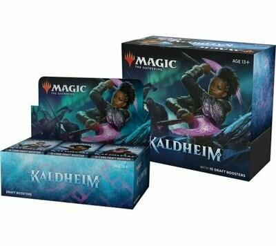Kaldheim Draft Booster Box and Bundle - BONUSPACK