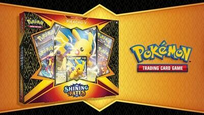 Shining Fates Collection—Pikachu V
