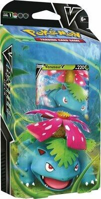 Venusaur V Battle Deck