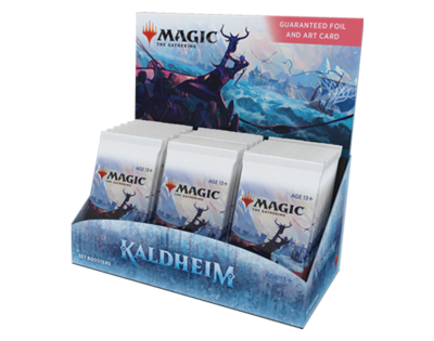 Kaldheim Set Booster Box - BONUSPACK