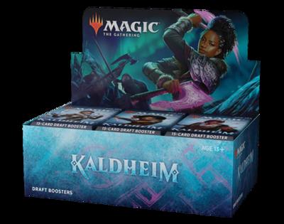 Kaldheim Draft Booster Box - BONUSPACK