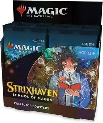 Strixhaven Collector Booster Box - BONUSPACK