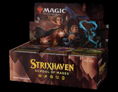 Strixhaven Draft Booster Box - BONUSPACK