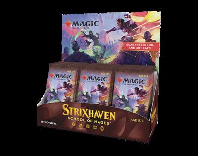 Strixhaven Set Booster Box - BONUSPACK