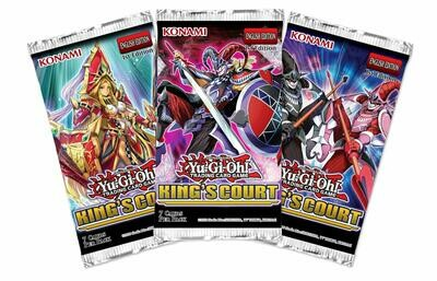 King's Court Booster Box - BONUSPACK