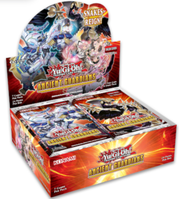 Ancient Guardians Booster Box - BONUSPACK