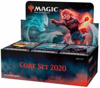 Core Set 2020 Booster Box - BONUSPACK