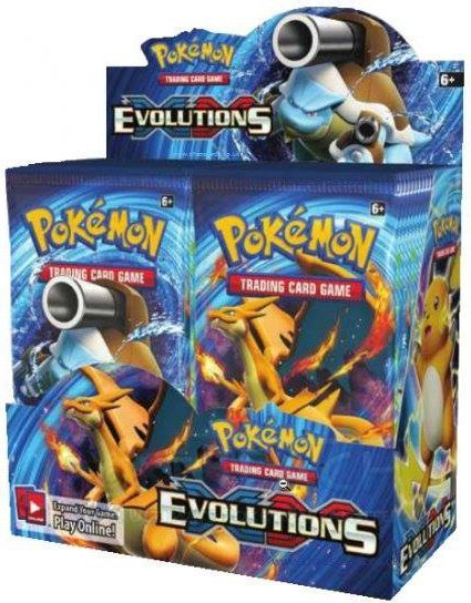 Pokemon XY - Evolutions - BONUSPACK