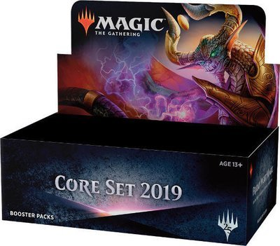 Core Set 2019 Booster Box - BONUSPACK