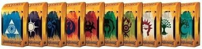Set of 10 Dragon's Maze Guild Packs
