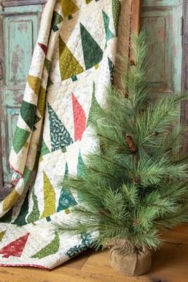 Pinehurst Fabric Kit - Green