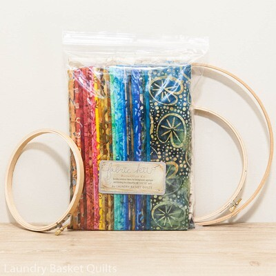Butterflies Fabric Kit