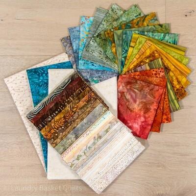 Tree Farm Fabric Kit