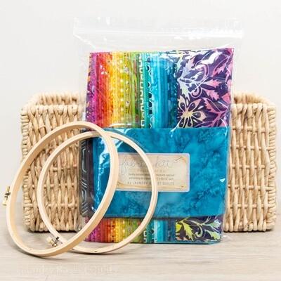Sweet Ride Fabric Kit