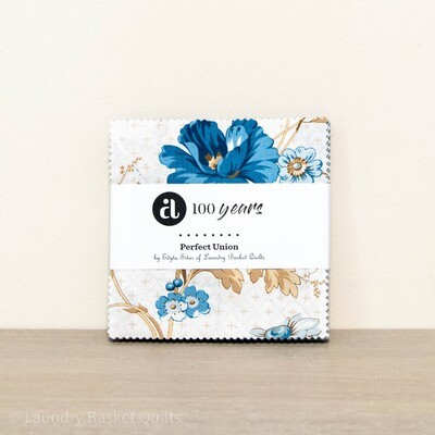 """Perfect Union Charm Pack - 5"""" squares"""