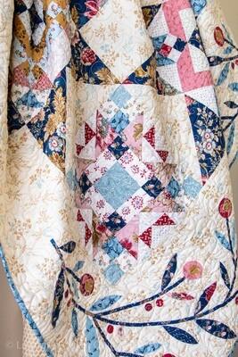 Super Bloom PRE-CUT Fabric Kit